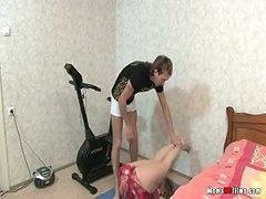 Fitness Trainer For Mature Honeys