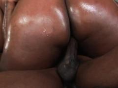 massive wet asses three