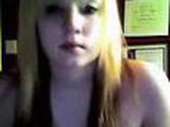 Classic web webcam girl !