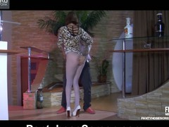 Madeleine&Frederic pantyhose sex scene