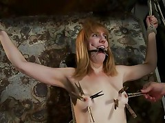 skinny blonde tied and punished heartless