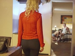 Anna's stepmother catches her engulfing