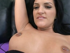 Check up how glamorous and naughty playgirl is getting fucked