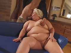 Get ready to be flabbergasted by this fat and alluring blonde bitch...